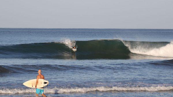 Old school Surfing