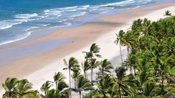 Itacarezinho Bahia Brazil