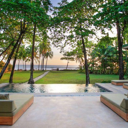 Sandy lane - Mahalo Surf Experience - private vila - santa teresa -Costa Rica