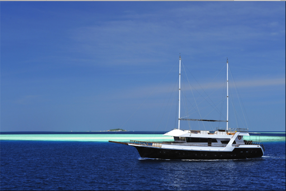 Gurahali Maldives Surf Boat Cruising