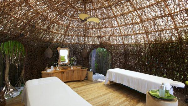 Six Senses Treatment Room