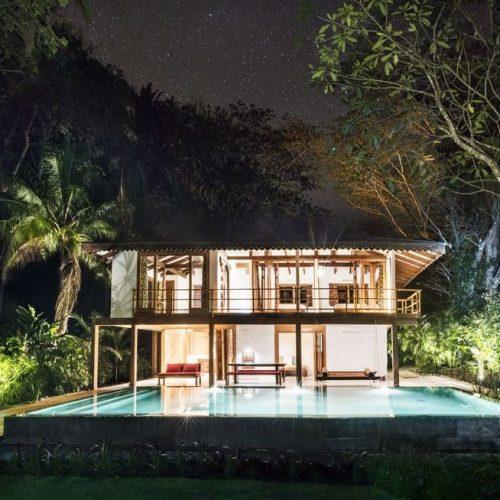 Hermosa Beach front Villa in Costa Rica
