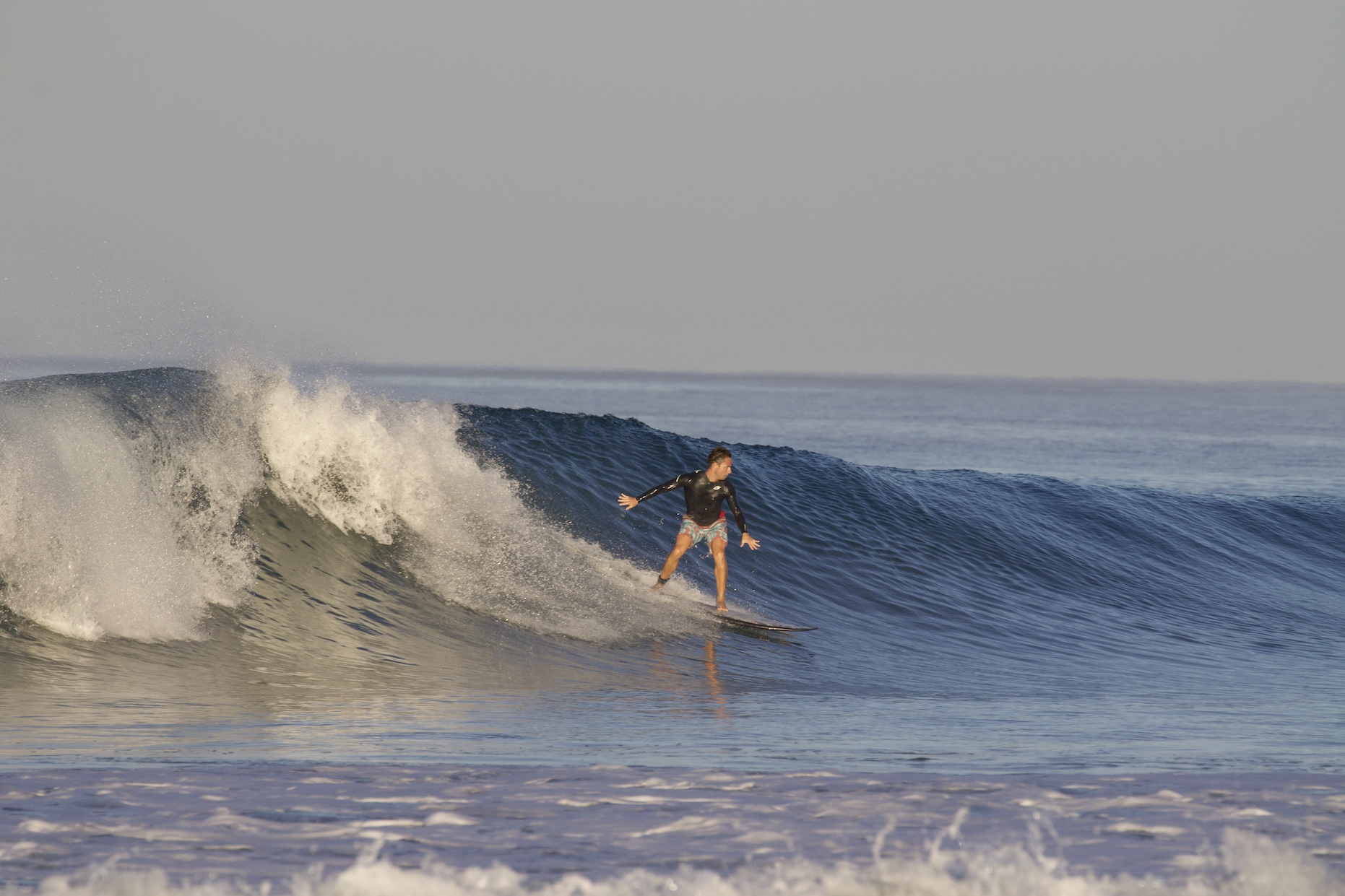 Yoga & Surf Retreat Participant