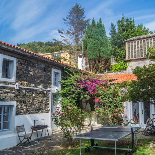 Accomodation Galicia