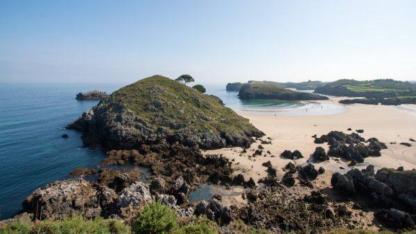 Landscape Galicia Spain