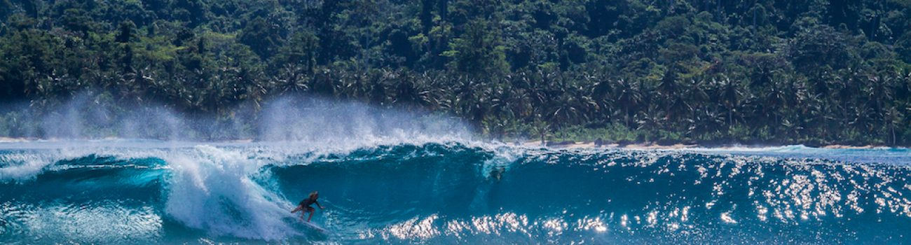 Surfing in the Mentawais Islands, Hideways frequently visit by Kandui Resort surf guests.