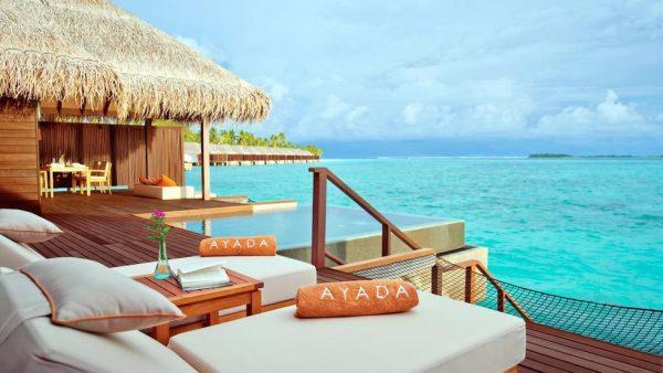 Ayada Maldives Relax Ocean Suite