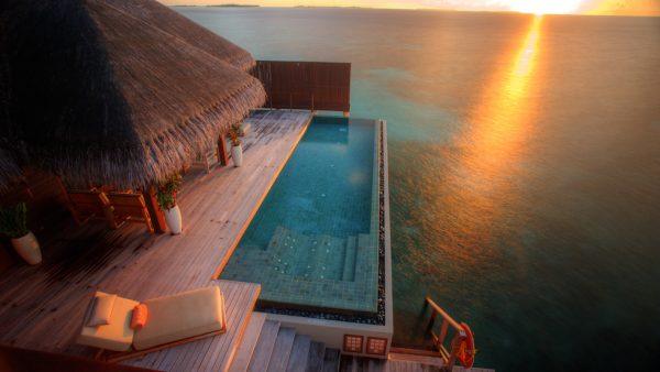 Ayada Maldives Villas ROYAL OCEAN SUITE south atoll