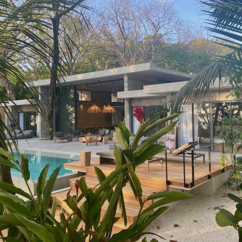 Casa Lanui_Back View Nature_Costa Rica_Santa Teresa_Elite Beach Villas_Mahalo Surf Experience